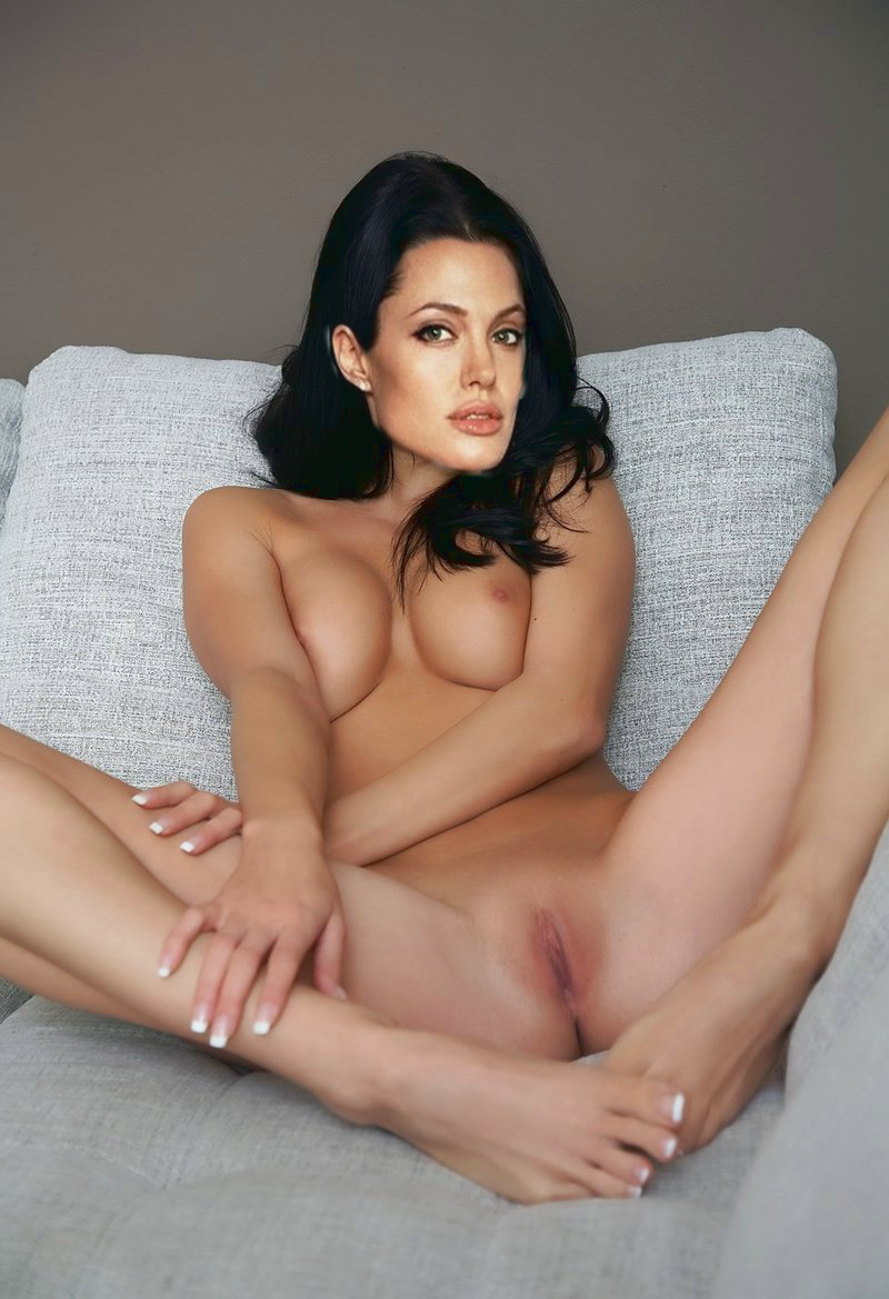ANGELINA JOLIE FOLLANDO - Actrices porno